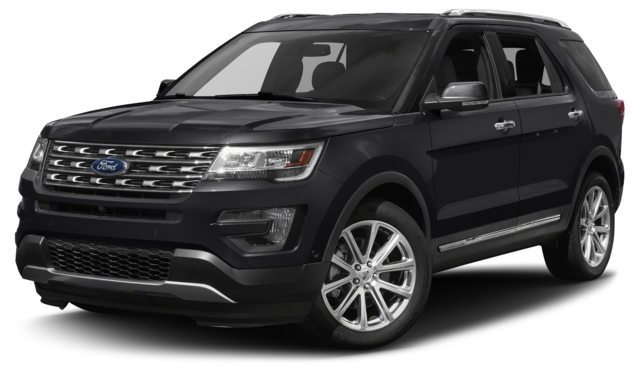 2017 Ford Explorer Easton, MA 1FM5K8FH2HGC08150