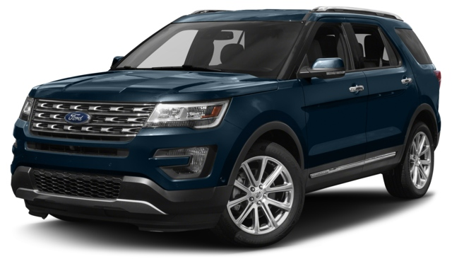 2017 Ford Explorer Hanover, PA 1FM5K7FH4HGC08435