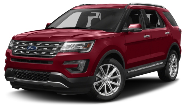 2017 Ford Explorer Los Angeles, CA 1FM5K7F85HGD42239