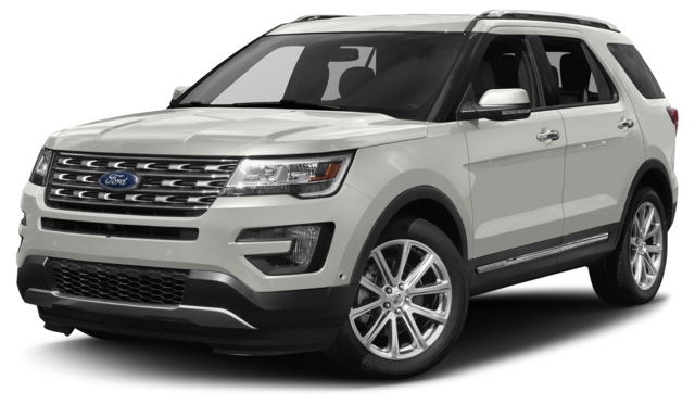 2017 Ford Explorer Seymour, IN 1FM5K8FH7HGD38537