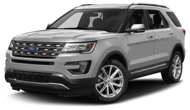 2017 Ford Explorer El Paso, IL 1FM5K8F8XHGC45639