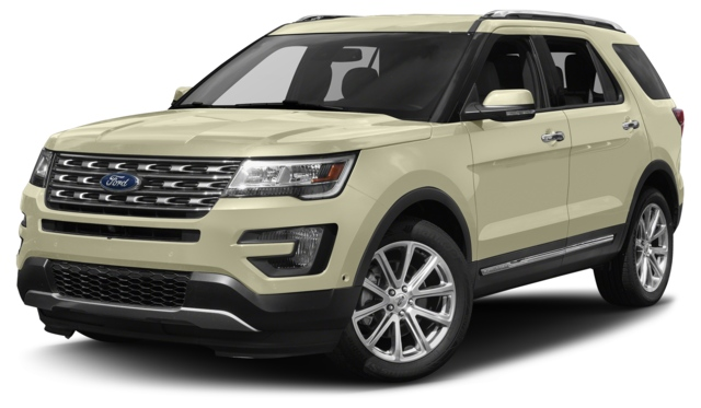 2017 Ford Explorer Newark, CA 1FM5K7FHXHGC55775