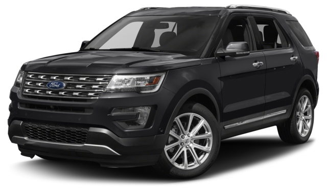 2017 Ford Explorer The Dalles, OR 1FM5K8F88HGB92441