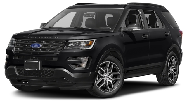 2017 Ford Explorer Easton, MA 1FM5K8GT7HGD46477