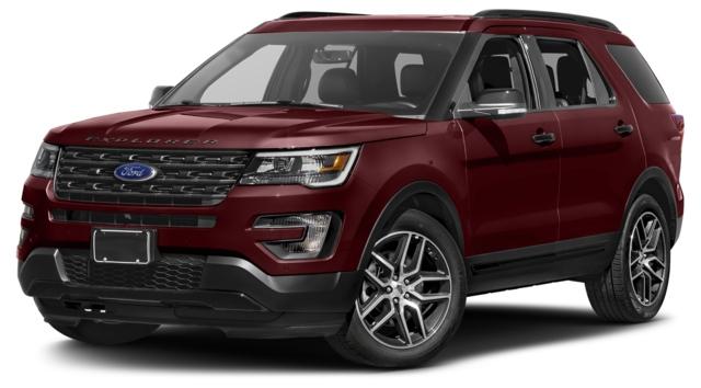 2016 Ford Explorer Cincinnati, OH 1FM5K8GTXGGC56240