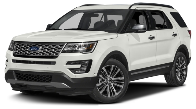 2017 Ford Explorer Encinitas, CA 1FM5K8HT6HGC21923