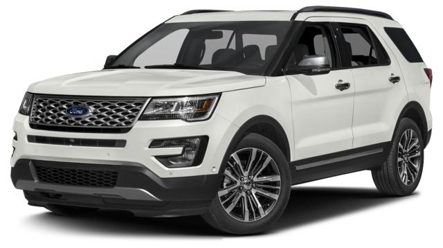 2016 Ford Explorer Eagle Pass, TX 1FM5K8HT0GGD27041