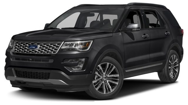 2017 Ford Explorer Los Angeles, CA 1FM5K8HT3HGD21543