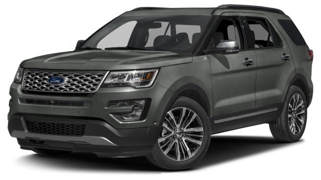 2017 Ford Explorer Encinitas, CA 1FM5K8HT1HGC55462