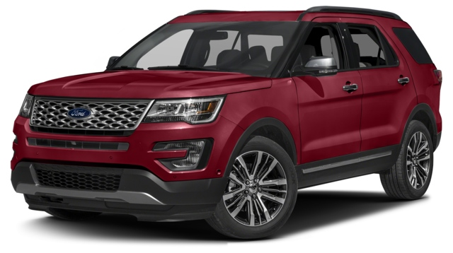 2017 Ford Explorer Dover, OH 1FM5K8HTXHGD37805