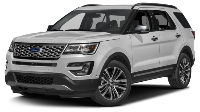 2017 Ford Explorer Los Angeles, CA 1FM5K8HT0HGB46314