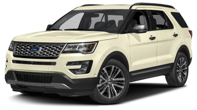 2017 Ford Explorer Newark, CA 1FM5K8HT1HGD90831