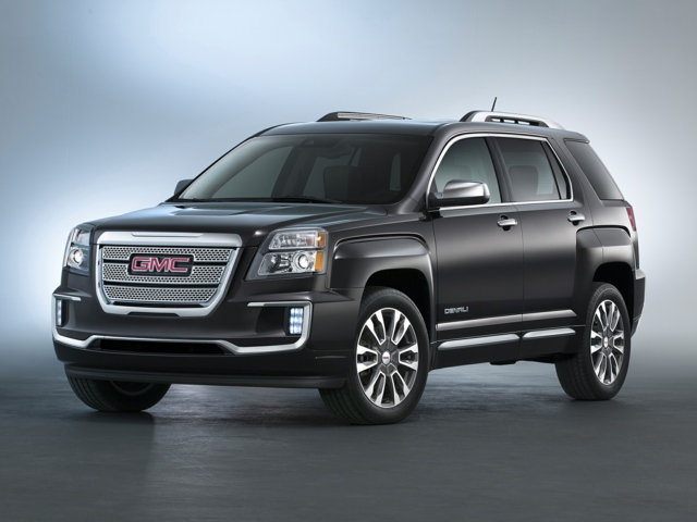 2017 GMC Terrain Fort McMurray 2GKFLVE37H6266320