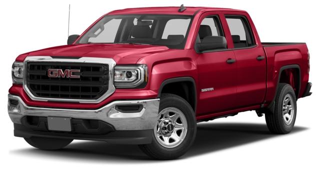 2017 GMC Sierra 1500 Anderson, IN 3GTU2LEC4HG460608