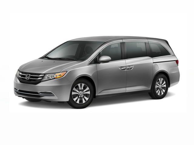 2016 Honda Odyssey Columbus 5FNRL5H33GB125712