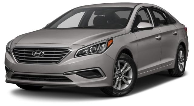 2017 Hyundai Sonata Decatur, IL 5NPE24AF0HH565986