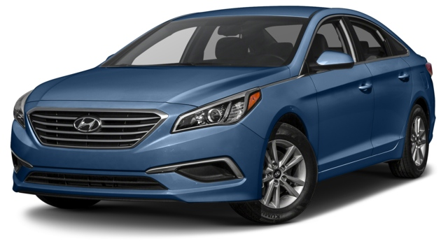 2017 Hyundai Sonata Decatur, IL 5NPE24AF5HH588535