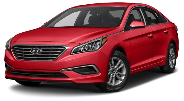 2017 Hyundai Sonata Columbus, IN 5NPE24AF7HH453198