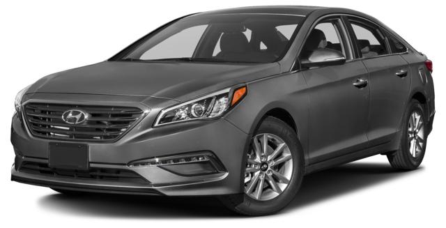 2017 Hyundai Sonata Decatur, IL 5NPE24AAXHH452146