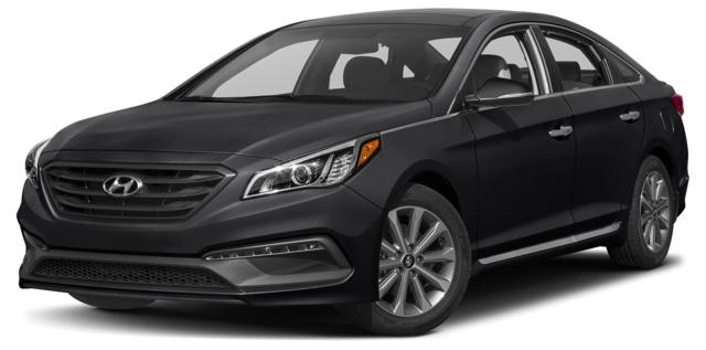 2017 Hyundai Sonata Decatur, IL 5NPE34AF8HH469102