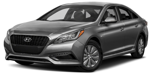2017 Hyundai Sonata Hybrid Decatur, IL KMHE24L11HA051116