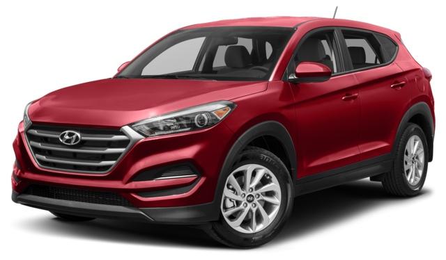 2017 Hyundai Tucson Columbus, IN KM8J3CA4XHU347916