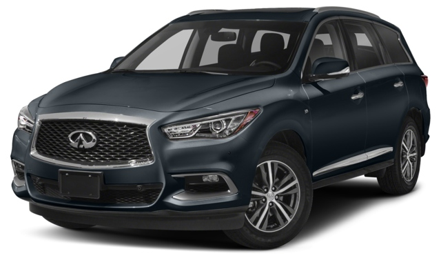 2017 INFINITI QX60 Houston, TX  5N1DL0MN6HC546550