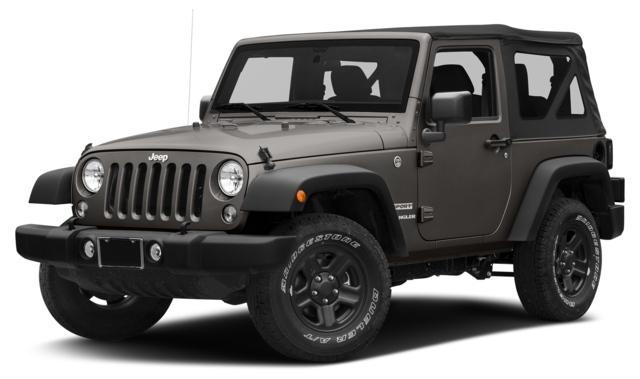 2016 Jeep Wrangler  Millington, TN 1C4AJWAG8GL302807