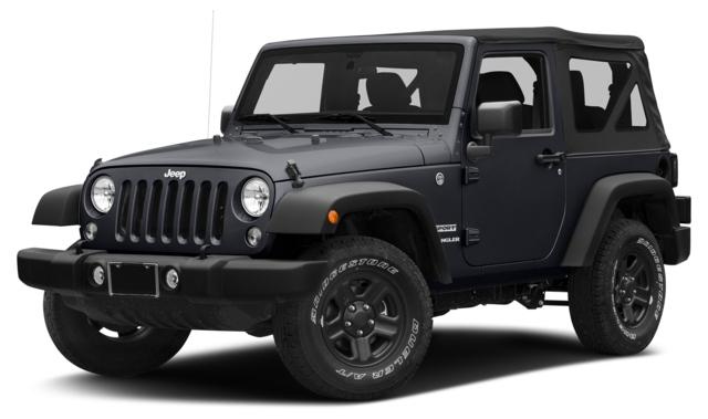 2017 Jeep Wrangler Liberty, KY 1C4AJWAG2HL689579