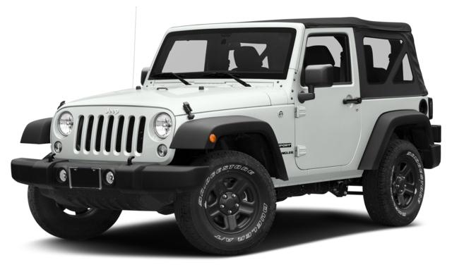 2017 Jeep Wrangler Houston TX 1C4AJWAG9HL663979