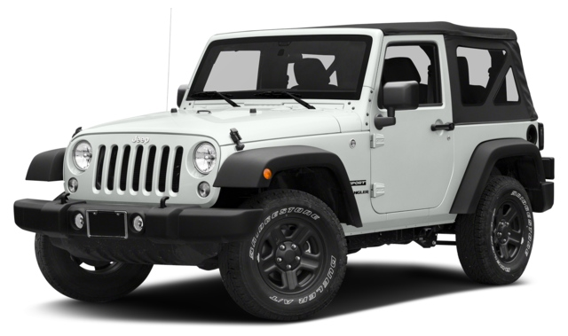 2017 Jeep Wrangler Marshfield, MO 1C4AJWAG9HL689420