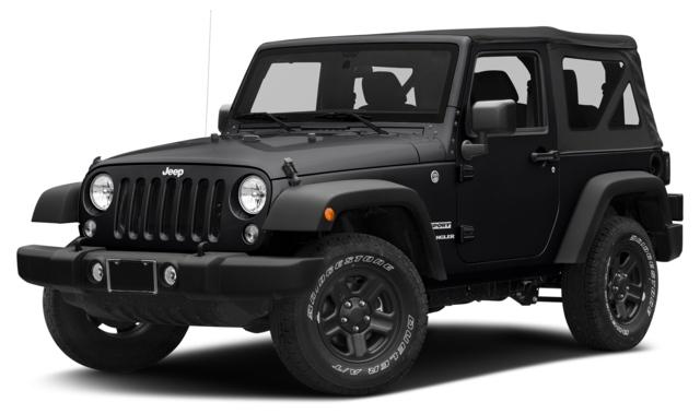 2017 Jeep Wrangler Vineland, NJ 1C4AJWAG2HL685001