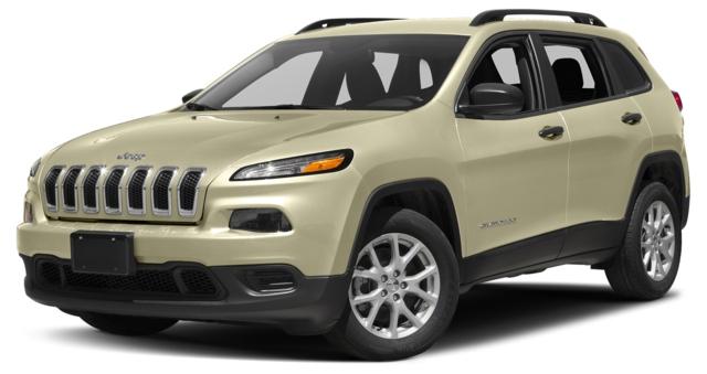 2017 Jeep Cherokee San Antonio, TX 1C4PJLAB4HW502578