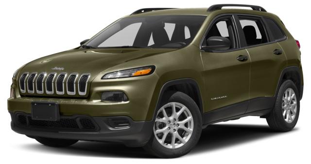 2016 Jeep Cherokee San Antonio, TX 1C4PJLAS1GW363198