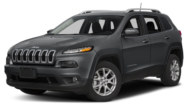 2017 Jeep Cherokee Graham, TX 1C4PJLCB4HW534864