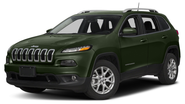 2017 Jeep Cherokee San Antonio, TX 1C4PJLCSXHW535808