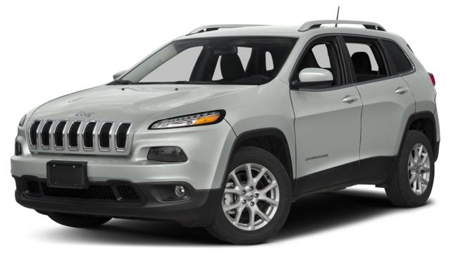 2017 Jeep Cherokee San Antonio, TX 1C4PJLCB3HW502679