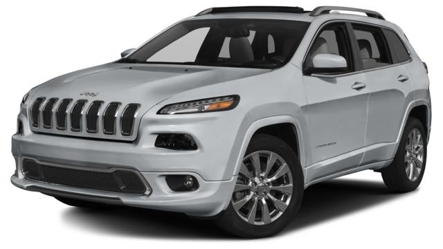 2017 Jeep Cherokee Dover, OH  1C4PJMJS6HW510932