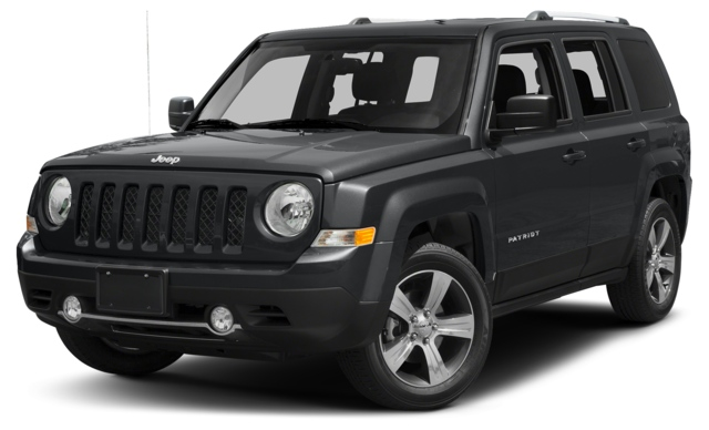 2017 Jeep Patriot Columbus, IN 1C4NJRFBXHD114396