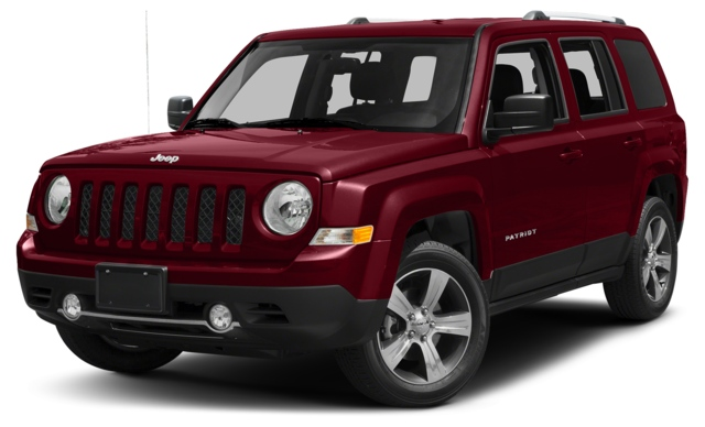 2017 Jeep Patriot Columbus, IN 1C4NJPFA4HD166988