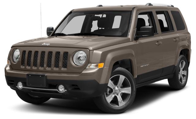 2017 Jeep Patriot Austin, TX 1C4NJPFA0HD202305