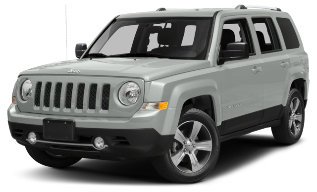 2017 Jeep Patriot San Antonio, TX 1C4NJPFB3HD101896