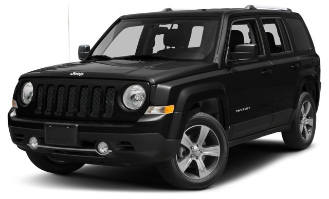 2017 Jeep Patriot Columbus, IN 1C4NJPFA0HD166986