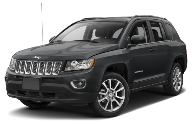 2017 Jeep Compass Austin, TX 1C4NJCBA6HD186027