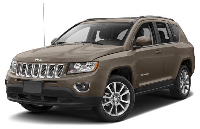 2017 Jeep Compass Dover, OH  1C4NJDEB2HD109620