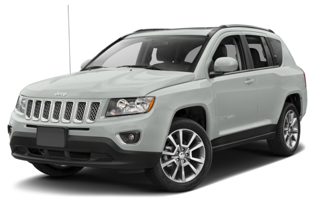 2017 Jeep Compass Gainesville, TX 1C4NJCEB5HD198979