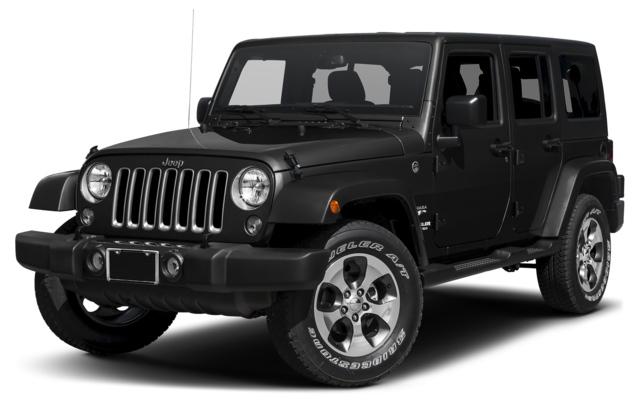 2016 Jeep Wrangler Unlimited  1C4BJWEG8GL290317