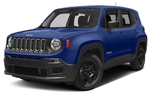 2016 Jeep Renegade Seymour, IN ZACCJAAT5GPE37599