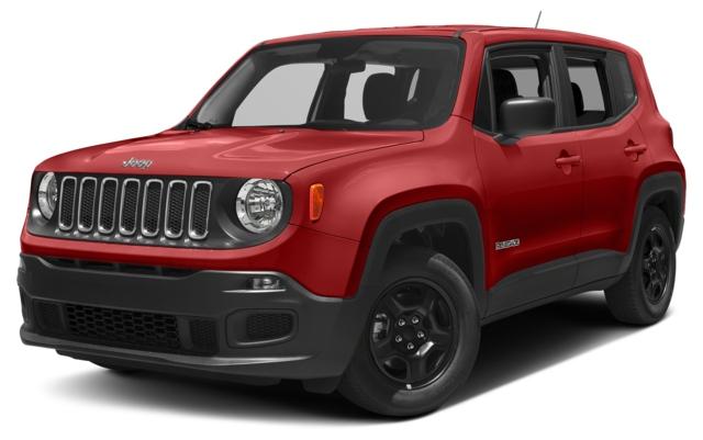 2017 Jeep Renegade Seymour, IN ZACCJAAB8HPE89608