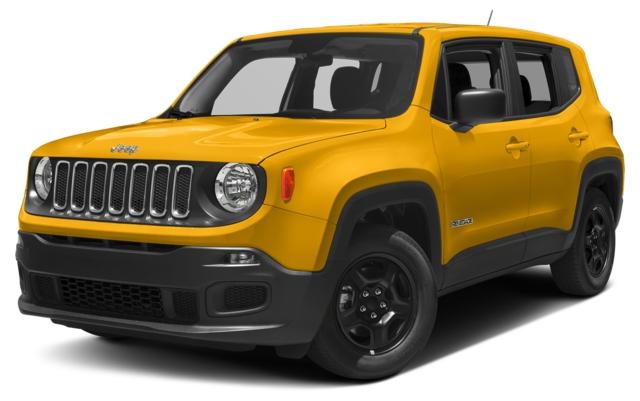 2017 Jeep Renegade Seymour, IN ZACCJBAB3HPE74603